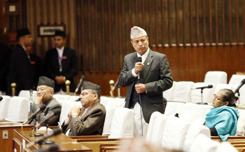 At House Special Hour, lawmakers stress on local poll