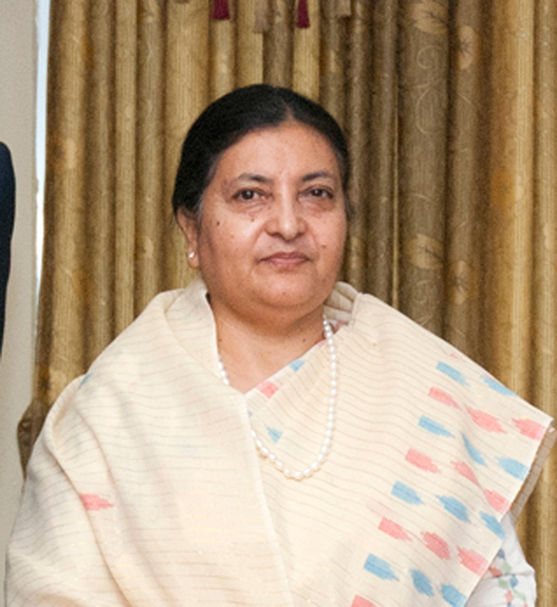 President Bhandari appeals for making election a success