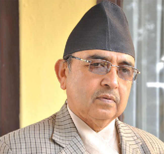 Providing lump sum of Rs 200,000 to earthquake survivors not possible: DPM Mainali