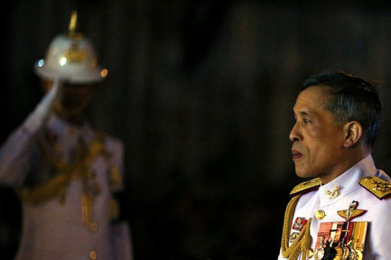 Thailand's crown prince becomes country's new king