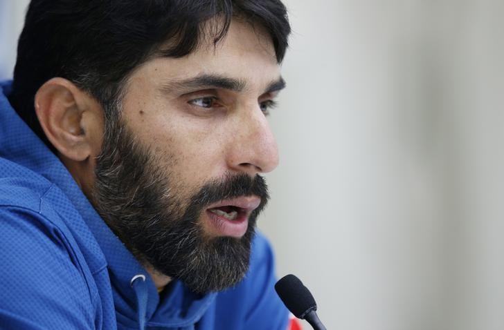 Pakistan confident after pushing Australia close: Misbah