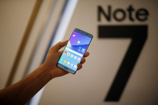 Samsung to disable Note 7 phones via software update