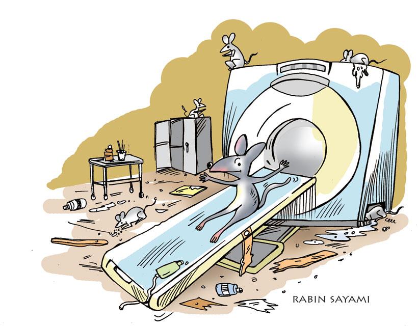 Medical equipment worth billions dumped by govt hospitals