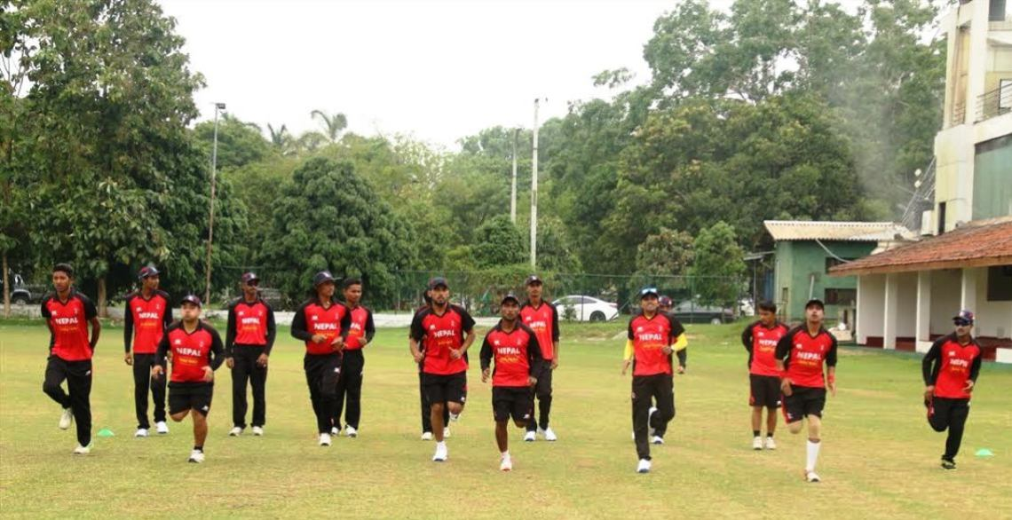 In pictures: U-19 cricket team sweats it out at nets