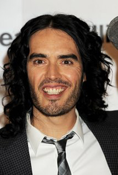 Russell Brand prefers gender neutral clothes for daughter