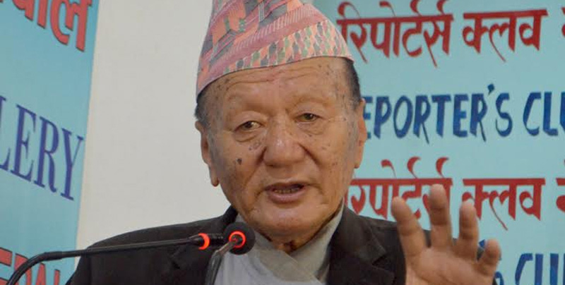 Labor ministry received threat phone calls: Minister Gurung
