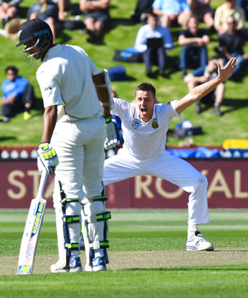 New faces in NZ team for Ireland, Bangaldesh ODIs