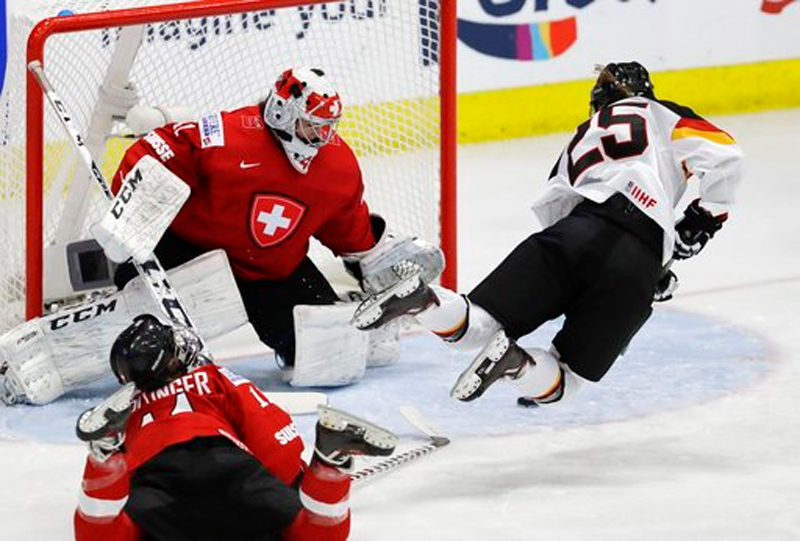 Finland, Germany advance to semifinals at women's worlds