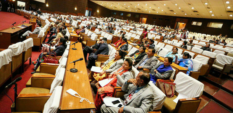 A lawmaker to get Rs 124,000 as monthly salary, allowances