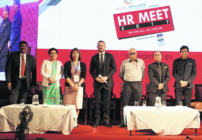 HR Meet 2017 concludes