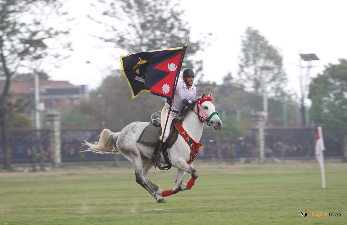 Ghode Jatra celebrated with zest and zeal (With photos/video)
