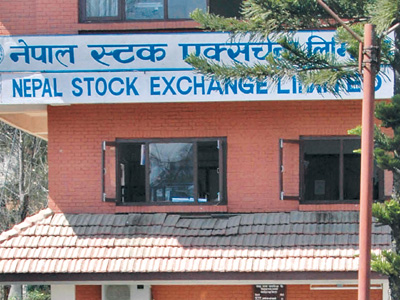Average daily turnover in Nepse shoots up 26%