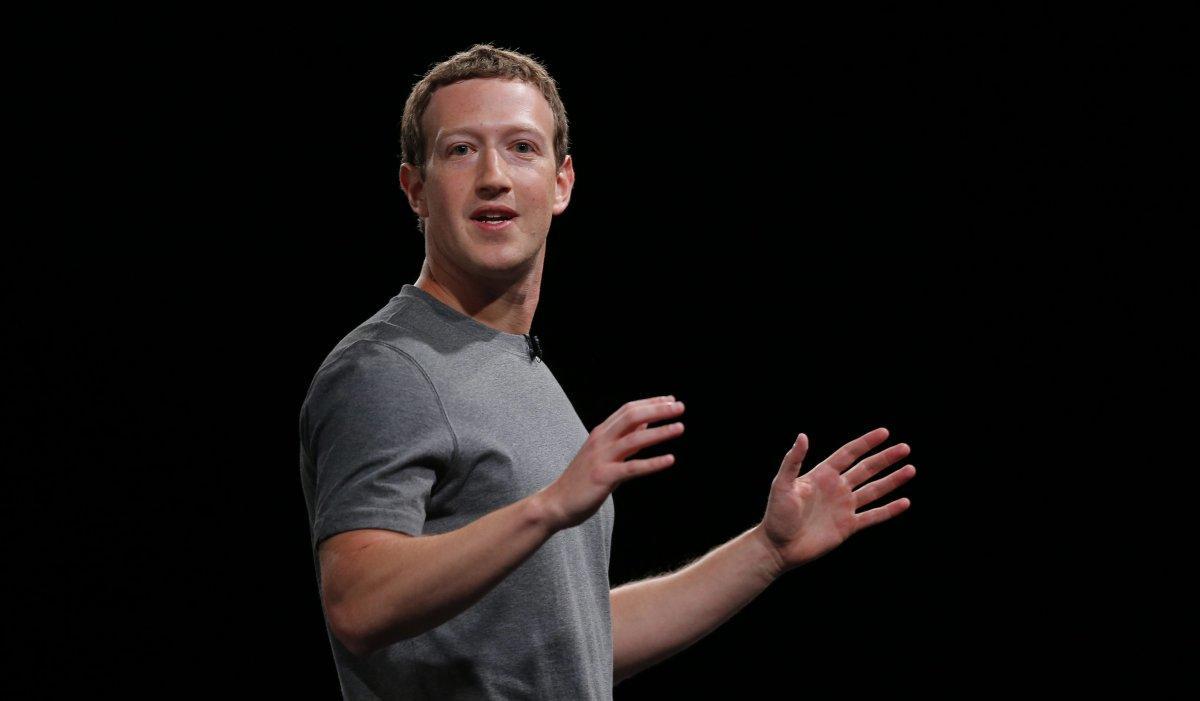 Facebook CEO Mark Zuckerberg's Twitter, Pinterest accounts hacked