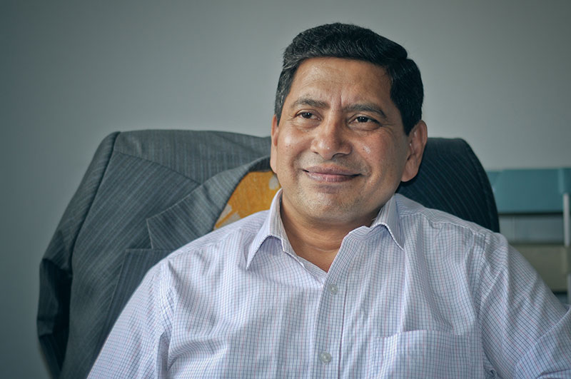Party unification process may take a month: Shrestha