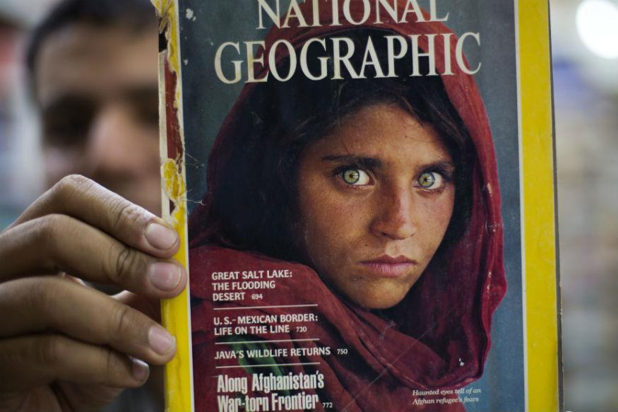 Afghan girl from iconic Nat Geo photo freed on bail
