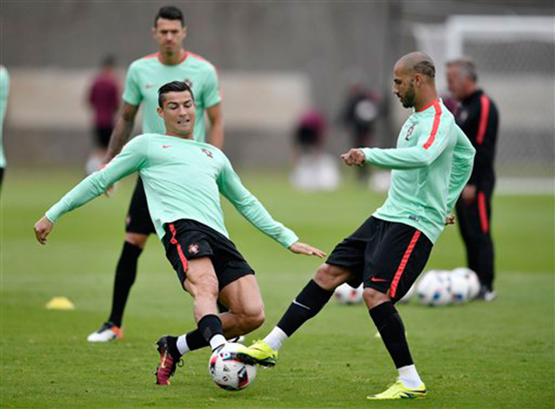 Imperfect Portugal plots another escape vs. Wales in semi
