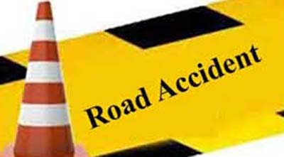 Five killed in road mishap
