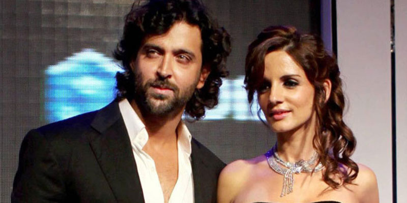 Hrithik Roshan's ex-wife Sussanne Khan arrested for cheating