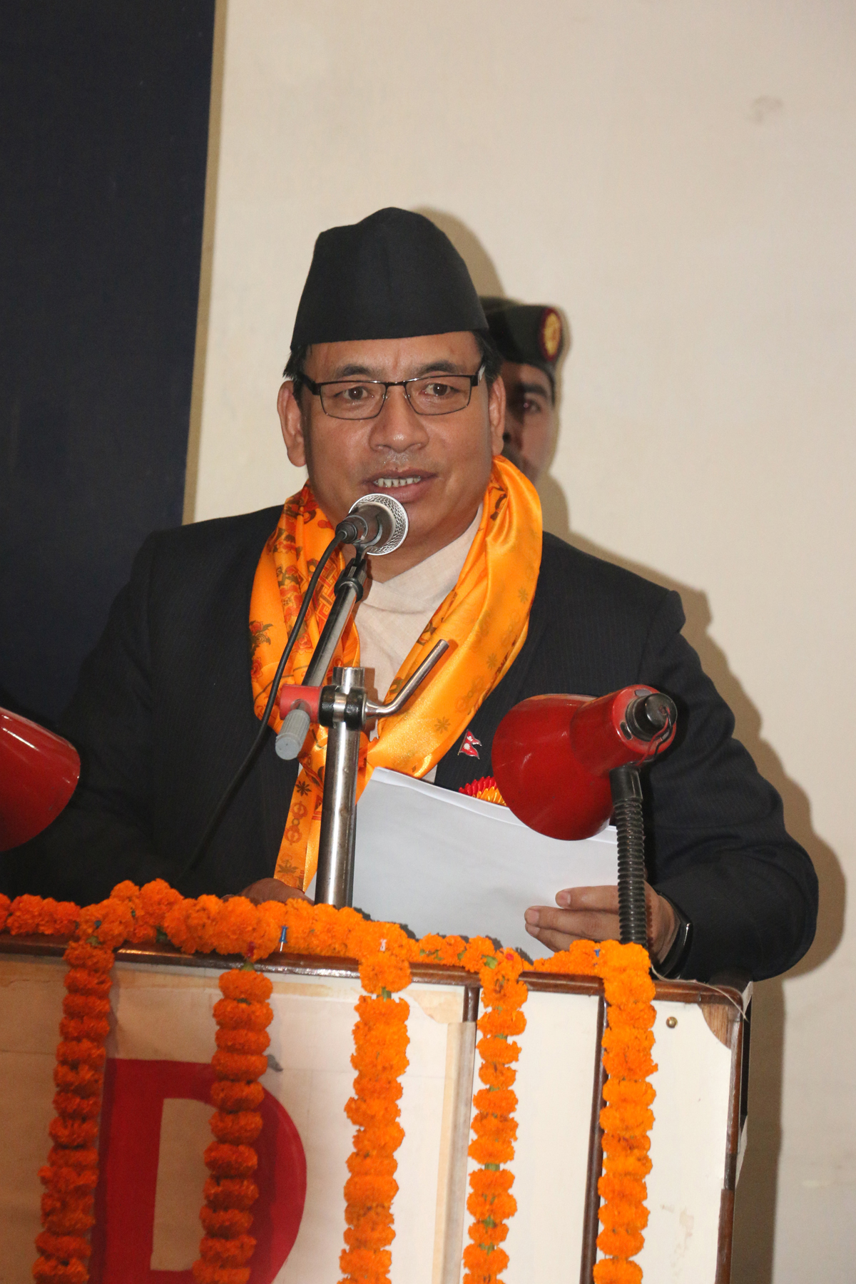 Youth involvement essential for agriculture development: VP Pun