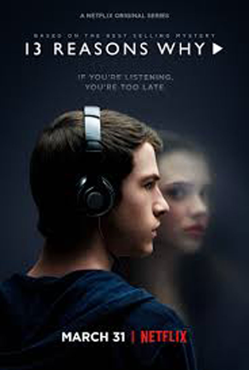 '13 Reasons Why' Be kind with your words!