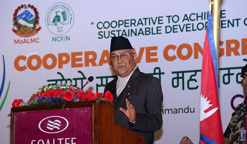 Government will work confidently, says PM Oli