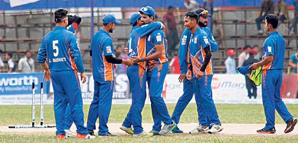 Kathmandu on top with third consecutive victory, Biratnagar registers first win