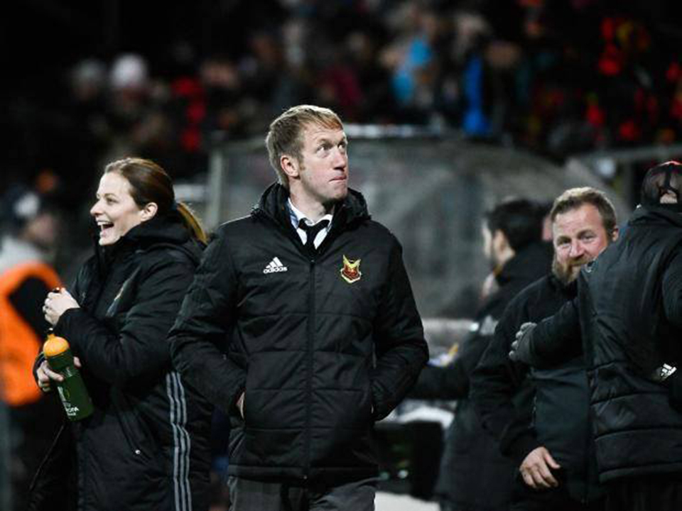 Graham Potter: The angel of England