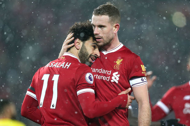 Liverpool star as good as Lionel Messi and Cristiano Ronaldo
