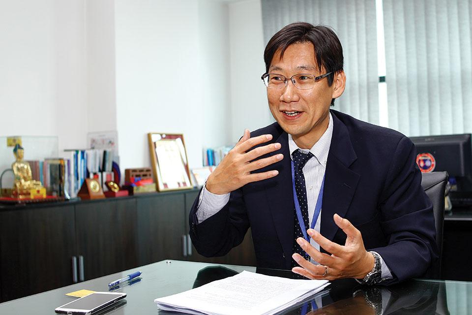 Post-quake reconstruction top priority of JICA cooperation