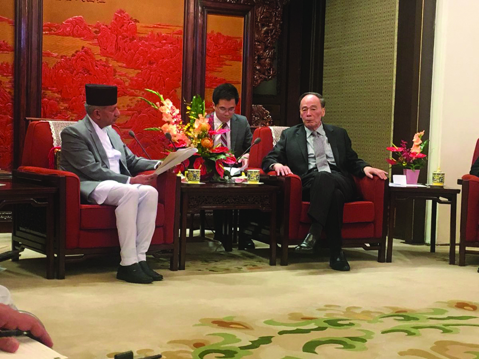 Revisiting Sino-Nepal ties