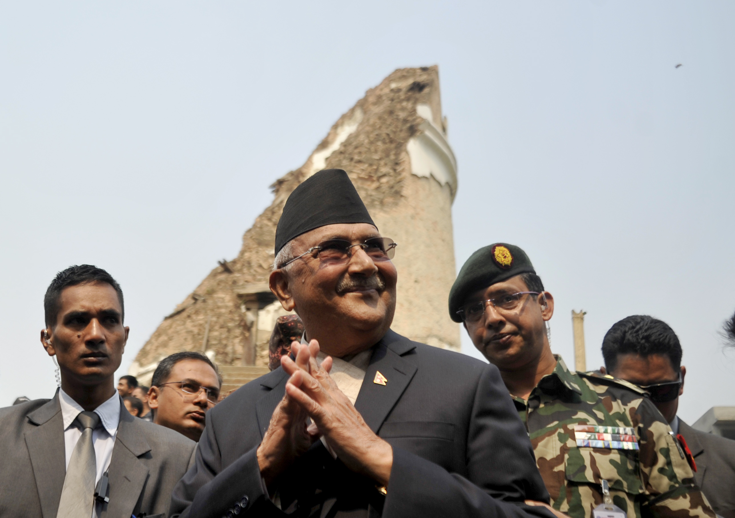 Responsibility comes together with rights: PM Oli