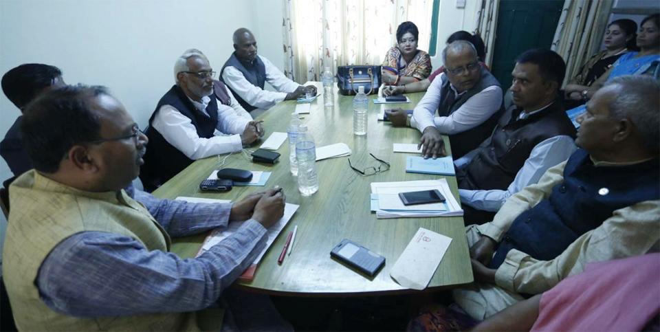 RJPN-PP meets five months after polls results