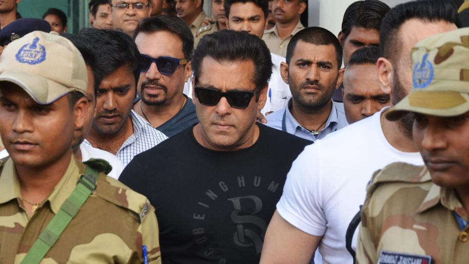 Salman Khan sentenced to 5 years in jail, fined IRs 10K