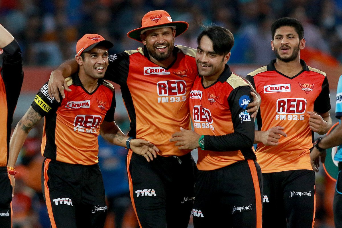 Sunrisers beat Rajasthan by 11 runs, now on top of the table