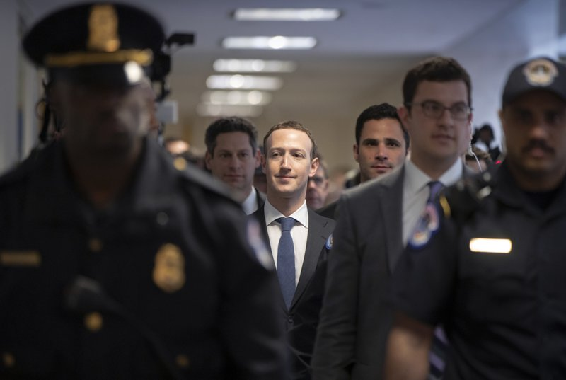 Zuckerberg prepares another apology; this time to Congress
