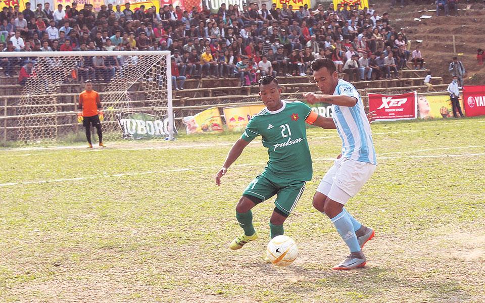 Manang Marshyangdi Club into Mai Valley final