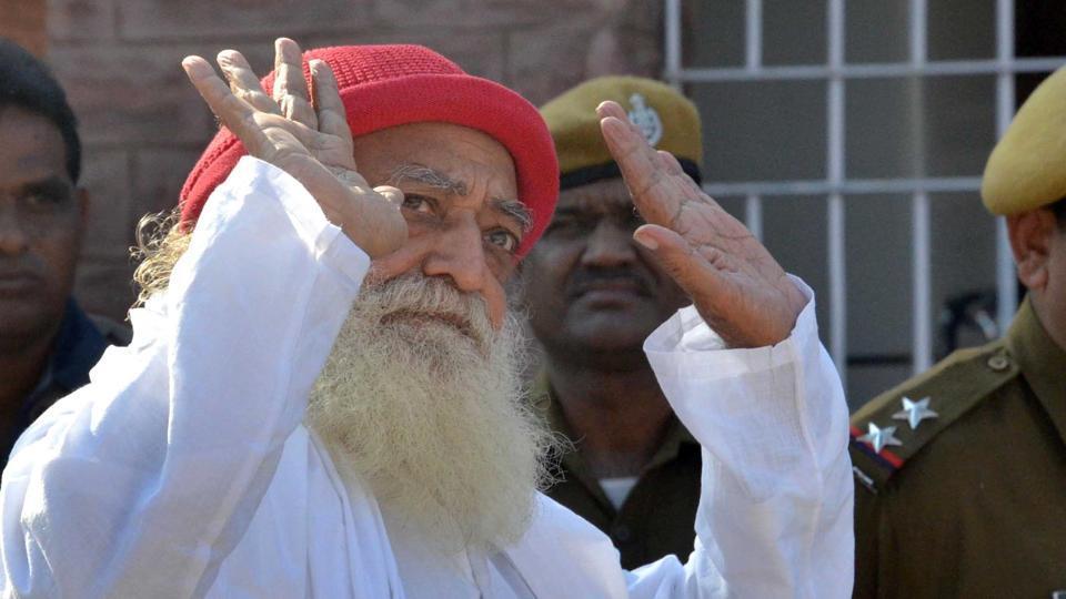 Asaram convicted of raping minor girl at his Jodhpur ashram, faces 10 years in jail