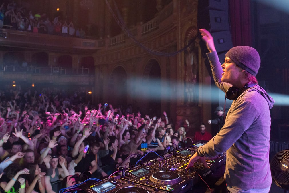 Remembering Avicii, the pop innovator who led EDM into the mainstream