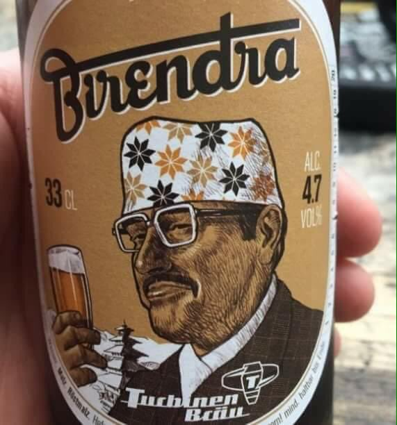 Swiss brewery provokes Nepalese fury by naming beer after late King