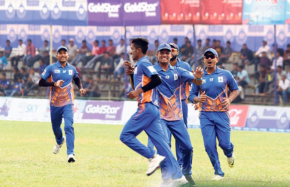 Kathmandu into playoffs with still a game in hand, Biratnagar still in race
