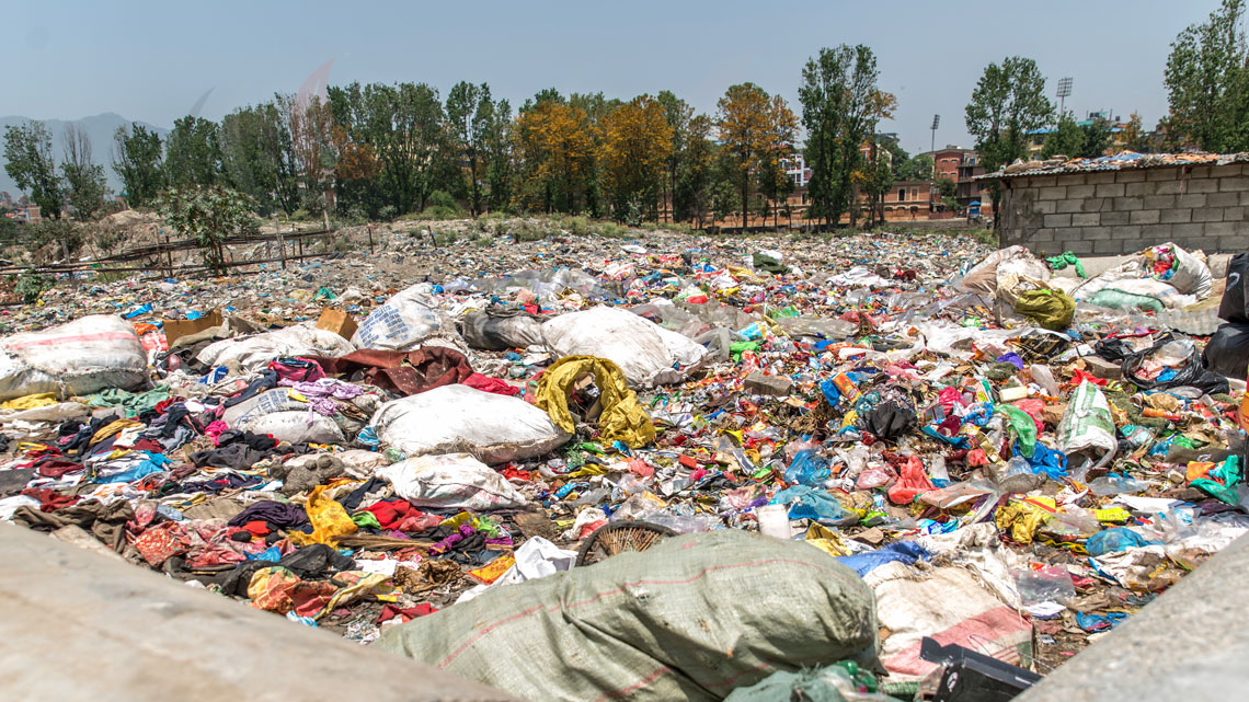KMC cracks down on haphazard disposal of waste