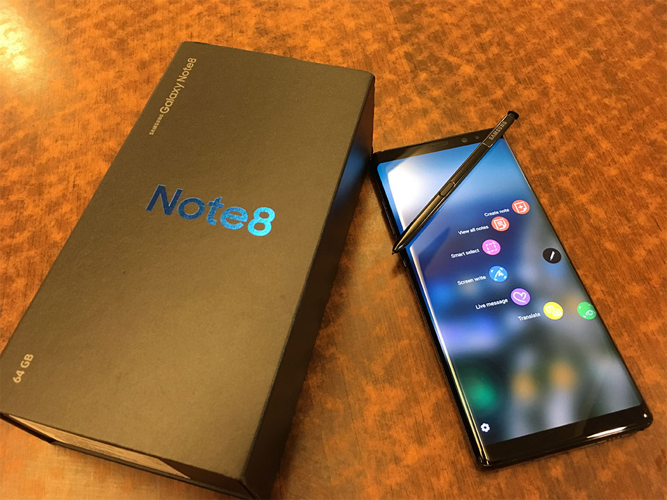 Best power banks for the Galaxy Note 8
