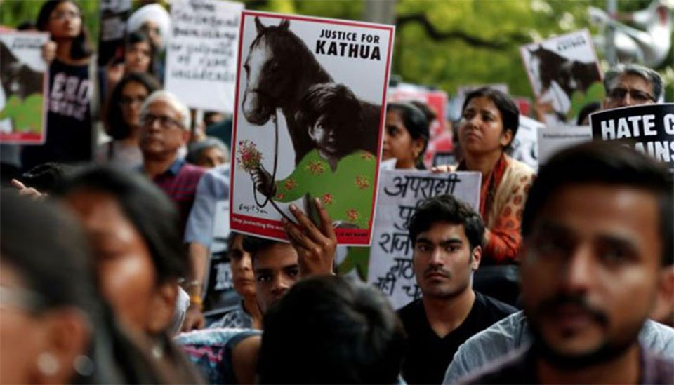 Group accused of gang raping, killing Kashmiri girl plead not guilty
