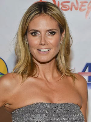 Heidi Klum : I am trying to embrace ageing