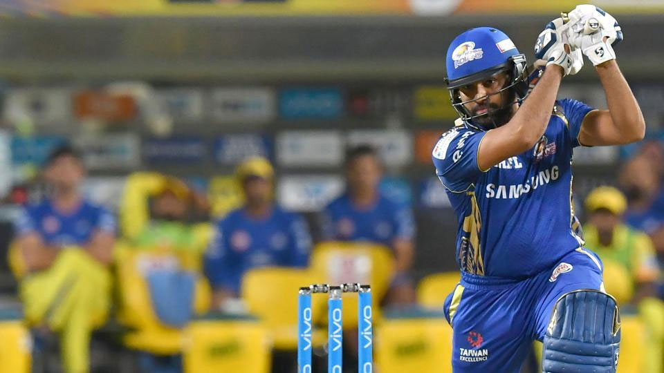Rohit Sharma trumps Suresh Raina as Mumbai Indians beat Chennai Super Kings