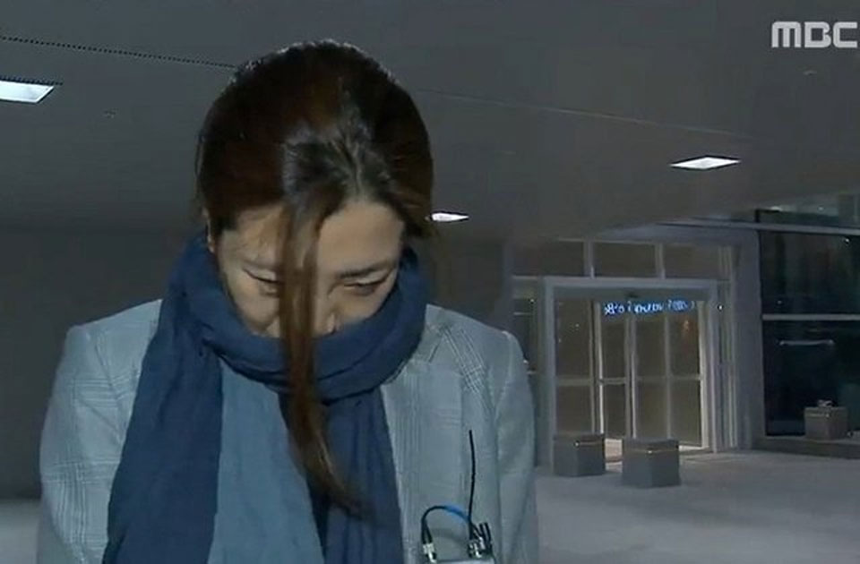 Korean Air 'nut rage' sister apologises for angry outburst