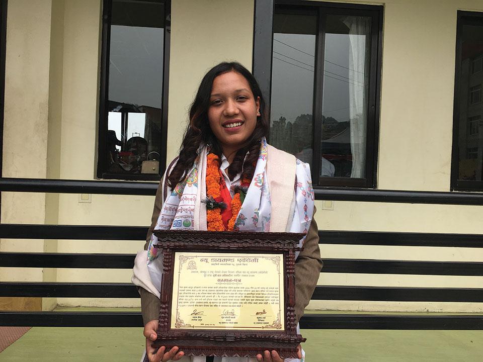 Kripa Adhikari leaves New Diamond to join Army