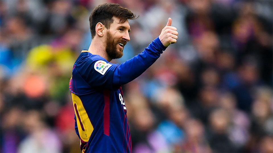 Barcelona 2-1 Valencia: La Liga leaders break all-time unbeaten record