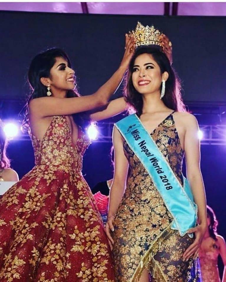 Govt should prioritize Miss Nepal: Miss Nepal Shrinkhala Khatiwada