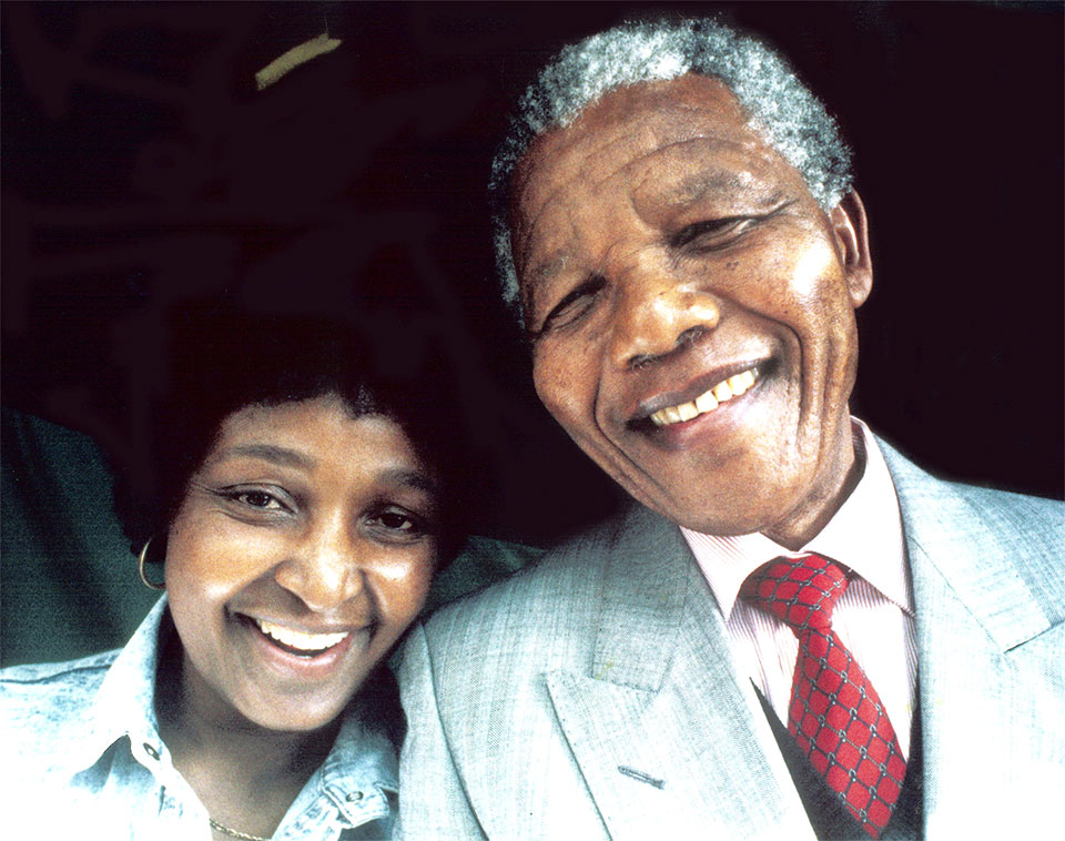 Winnie Madikizela-Mandela: Anti-apartheid campaigner dies at 81